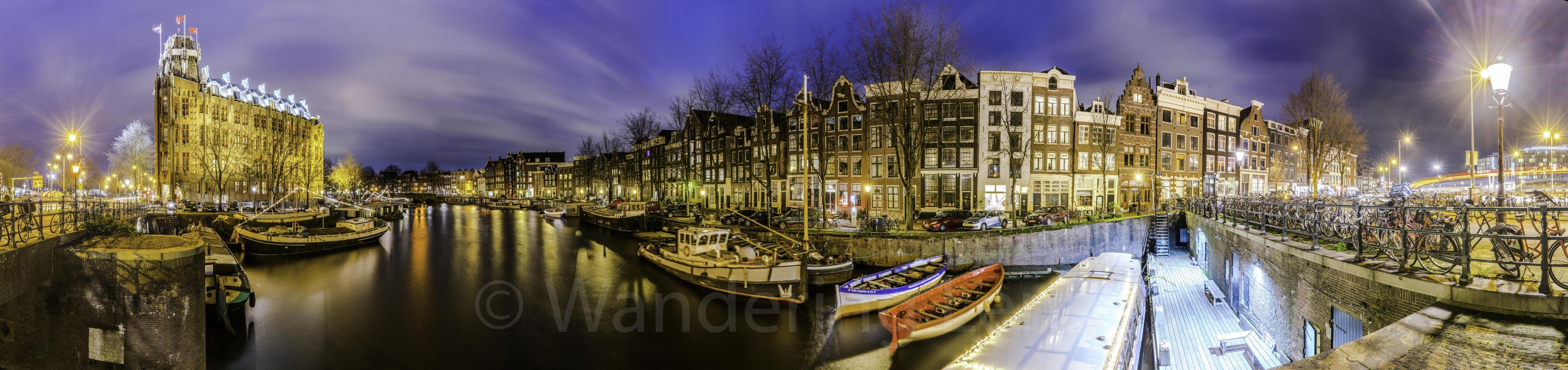 A Quiet Amsterdam
