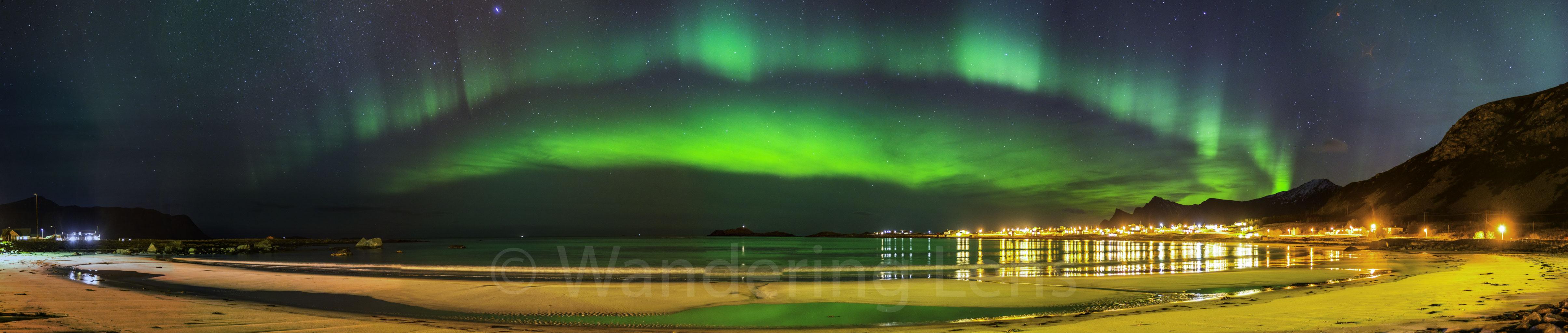 Aurora Borealis Bay