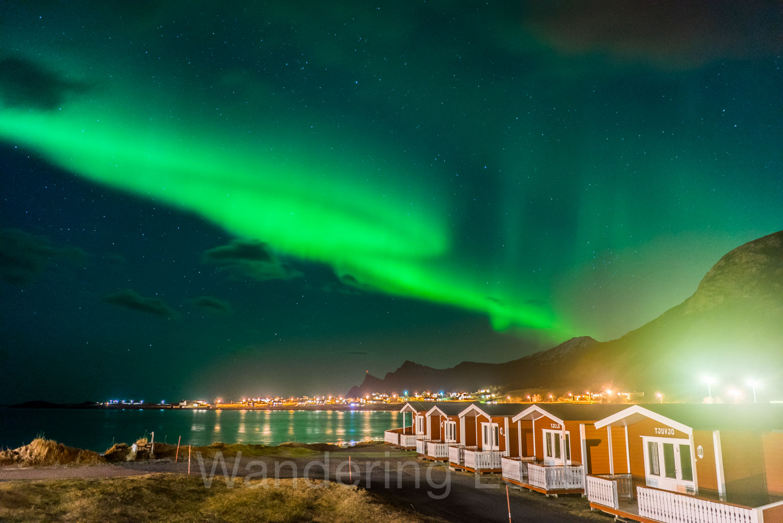 Ramberg Aurora Borealis